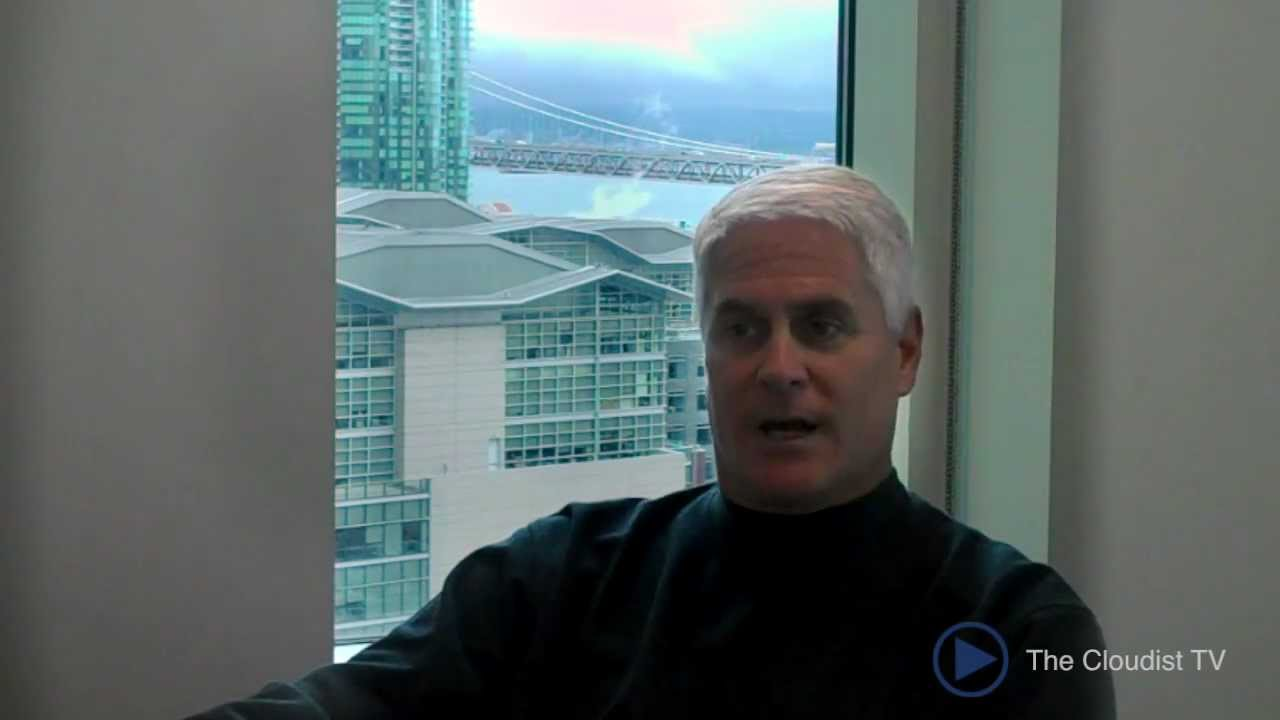 Chris Cook President and COO of New Relic Interview