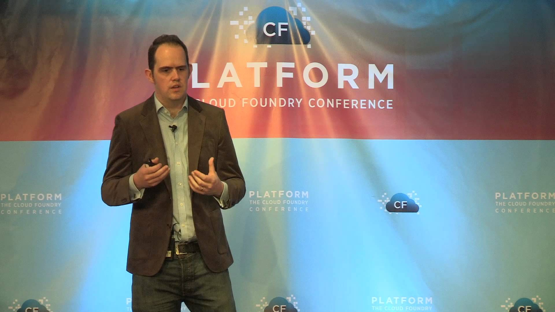 Continuous Delivery with Cloud Foundry