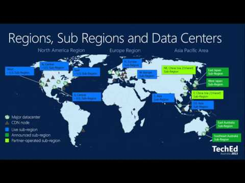 Highly Available Geo-Redundant Cloud Solutions with Windows Azure