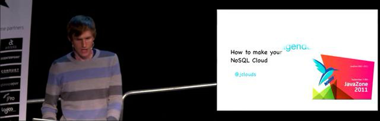 How to Make your Own NoSQL Cloud