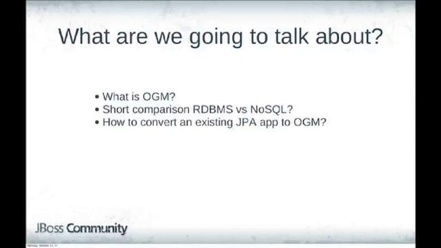 JPA Applications in the Cloud Era