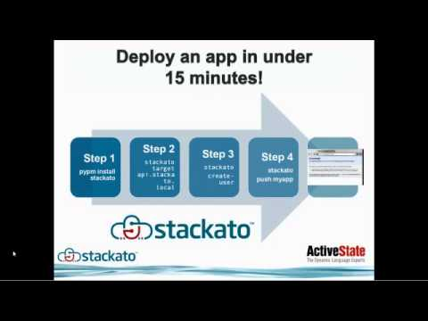Python in the Cloud: Lessons Learned at ActiveState