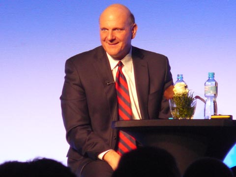 Microsoft Cloud Strategy with Steve Ballmer