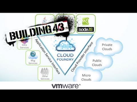 VMware Announces Cloud Foundry