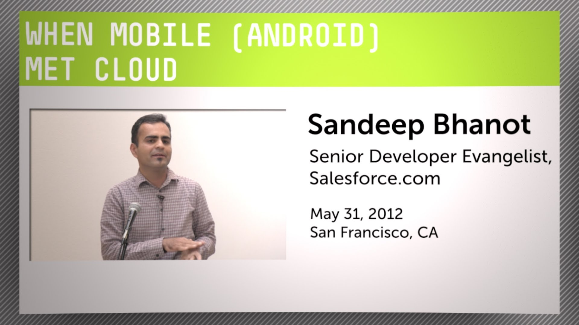 When Mobile Android Meet the Cloud