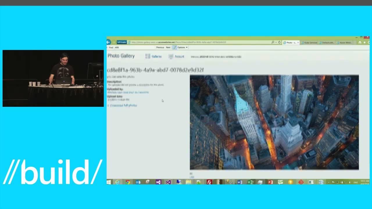 Azure Web Sites: Architecting Web Apps