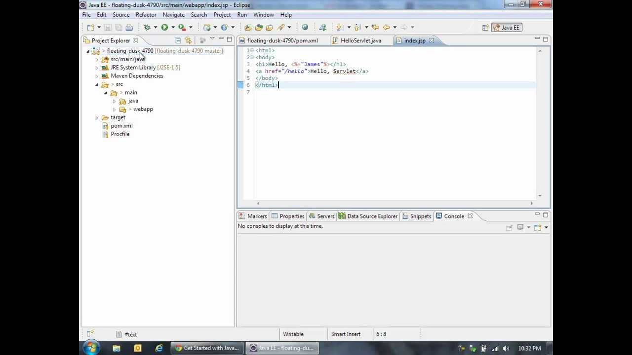 How to Deploy a Java Application on Heroku with Eclipse