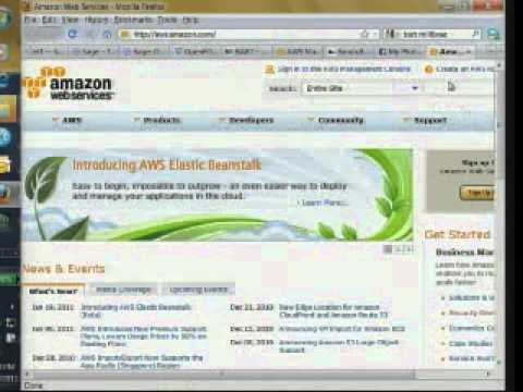 PHP in the Cloud with Amazon Web Services