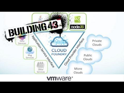 VMware Announces Cloud Foundry