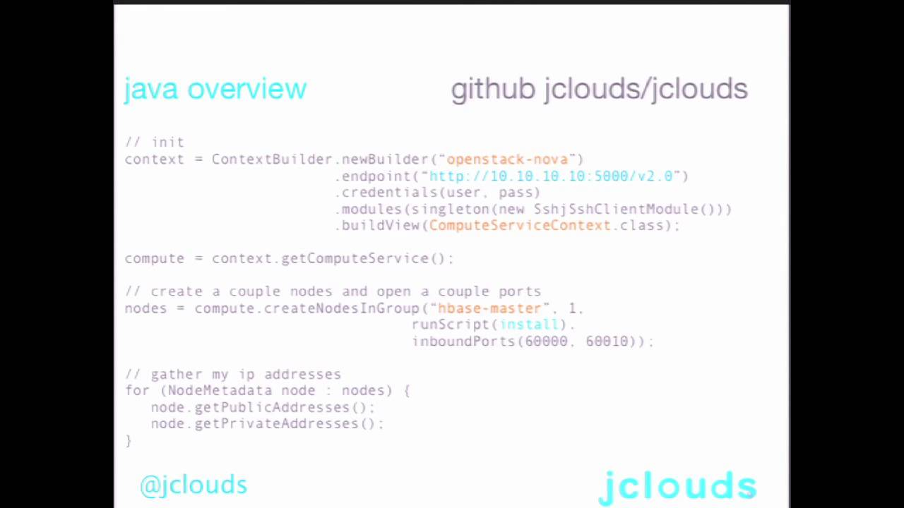 What's New in JClouds 1.5